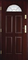 Lauko durys P6AL