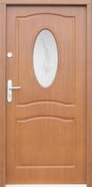 Lauko durys P023
