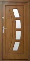Lauko durys P028