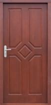 Lauko durys P035