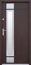 Lauko durys P042