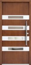 Lauko durys P044