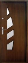 Lauko durys P047