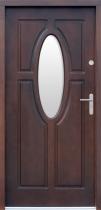 Lauko durys P052
