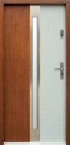 Lauko durys P057