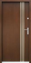 Lauko durys P058