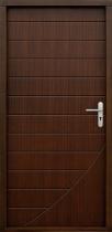 Lauko durys P059