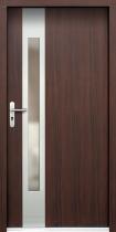 Lauko durys P068
