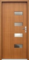 Lauko durys P069