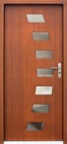 Lauko durys P072