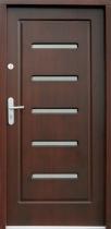 Lauko durys P025