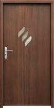 Lauko durys P063