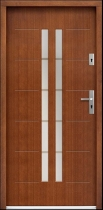 Lauko durys P084