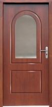 Lauko durys P112