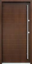 Lauko durys P110