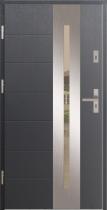 Exterior door TPCT