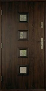 T0KW modelio durys